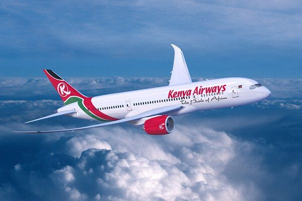 Kenya Airways managers to take a 75% paycut