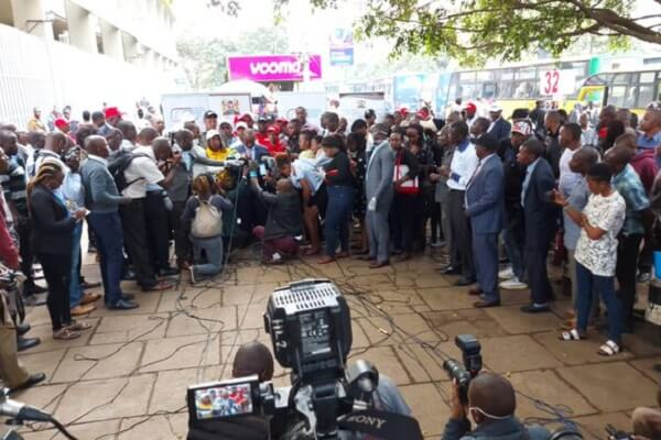Media Council of Kenya tables requests for the government