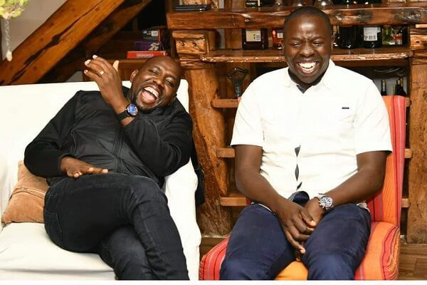Murkomen lights up Twitter with a 26-year-old TBT