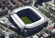 Real Madrid offers to store and distribute COVID-19 supplies