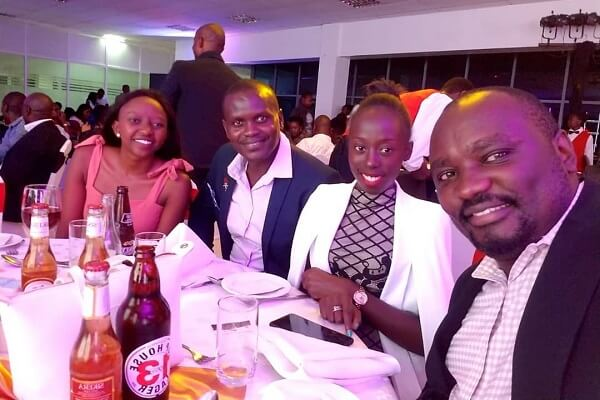 Veshashaillan,daughter to Akothee spoted with DP Ruto's daughter