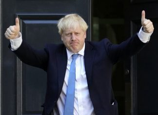 UK PM Boris Johnson discharged from ICU, remain at St. Thomas hospital