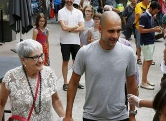 Guardiola's mother dies after contracting coronavirus