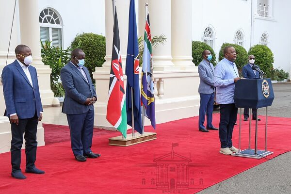 Inside President Uhuru's 8-point economic stimulus plan