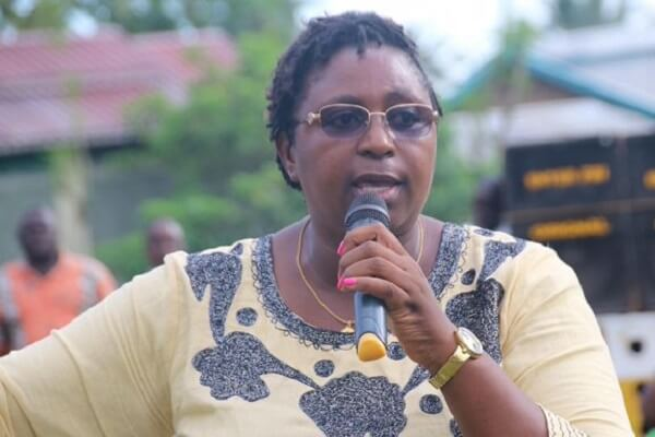 Aisha Jumwa set to be ousted from parliamentary position