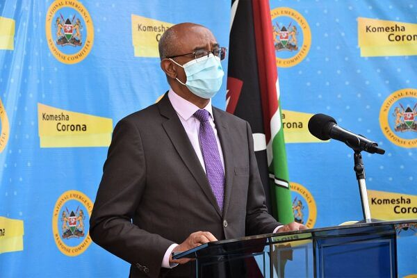 62 more Kenyans confirmed coronavirus positive