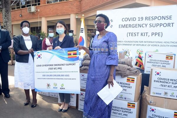 Museveni orders revison of coroanvirus cases from 260 to 145