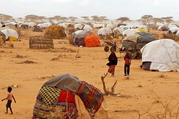 Two coronavirus cases recorded at Dadaab refugee camp