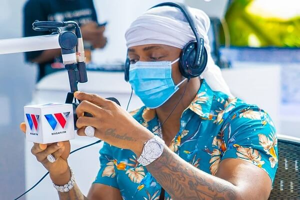Diamond Platinumz dad calls for son's help during pandemic
