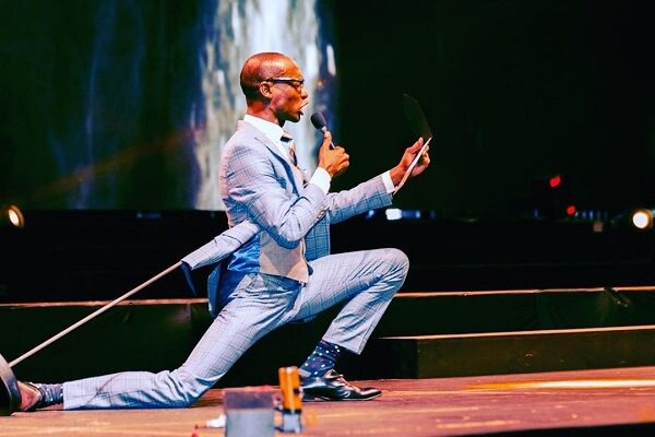 Dr. Ofweneke's journey from being a tout to a rich comedian