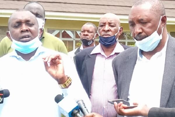 OScar Sudi claims Murkomen is set to be arrested