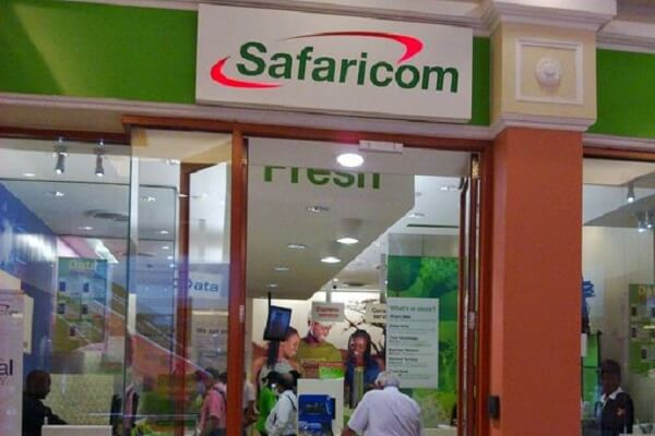 Safricom shut TRM shop after one staff tested positive for coronavirus