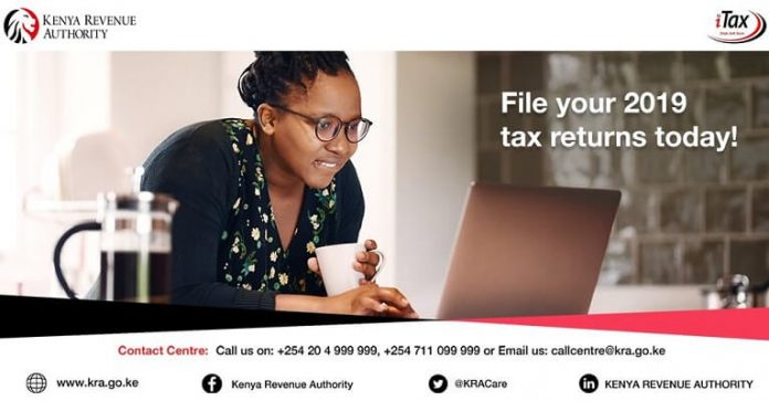 How to file KRA returns in Itax in 2020