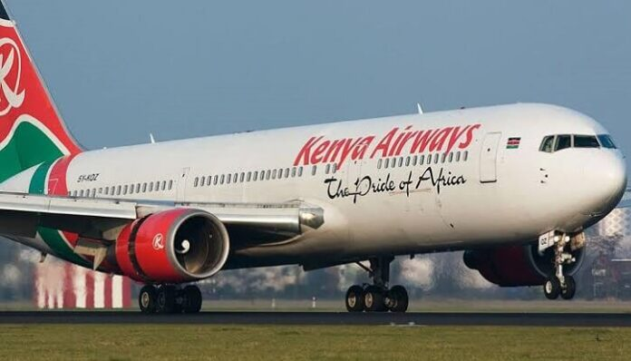 Kenyan students stuck in Sudan jet back into the country