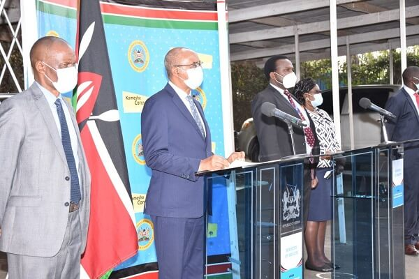 Kenya records 2 deaths,17 recoveries and 72 new coronavirus cases
