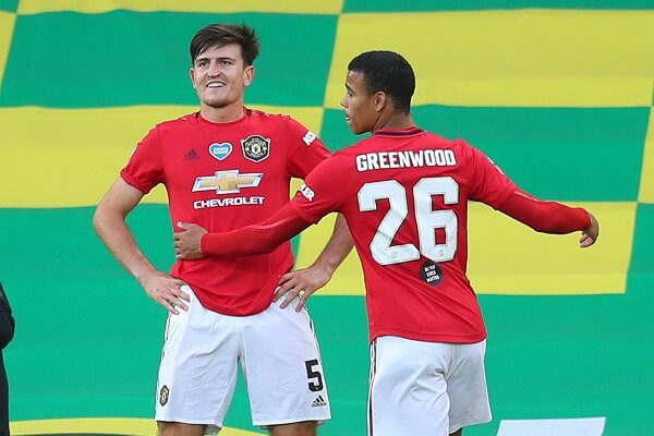 Manchester United beet Norwich to qualify for FA semi-finals