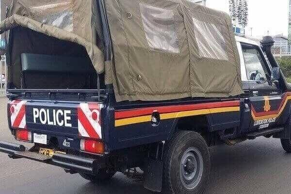 Police accused of killing a homeless man in Mathare