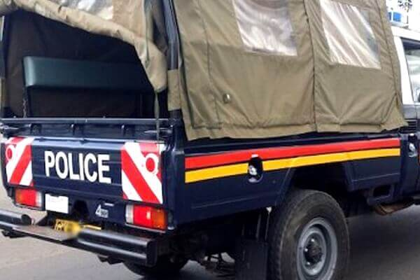 Thika police arrest 64 people sneaking out of Nairobi