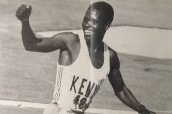 CS Amina, DP Ruto mourn legendary athlete Ben Jipcho