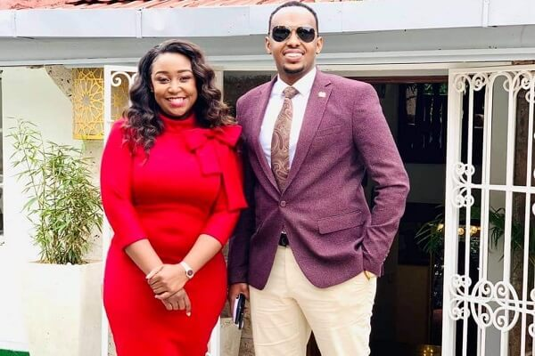 Betty Kayllo paid a visit by once alleged Somalia bae