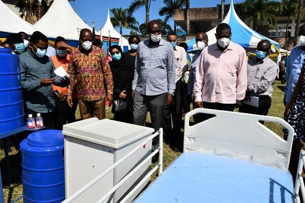Kenya confirms highest 447 cases of COVID-19 to 8,975
