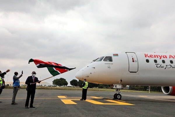 Kenya issues a list of countries allowed in the country