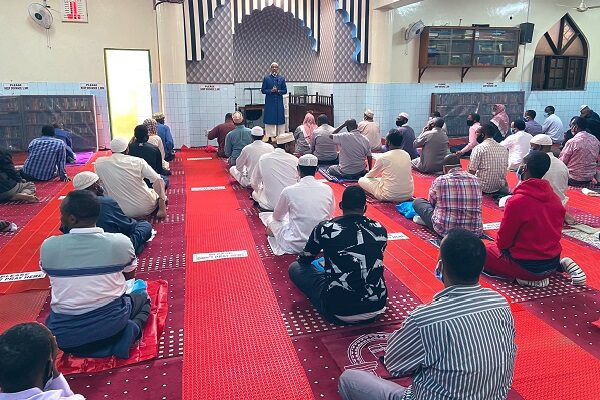 Mosques in Easteigh re-open under strict health guidelines