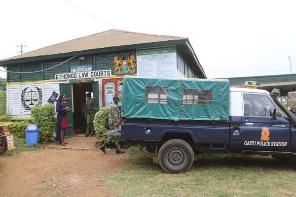 Meru Court closed following four confirmed cases of COVID-19