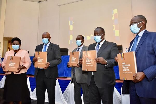 Joseph Boinnet launches book on police service transformation