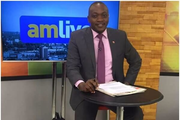 Ken Mijungu fired by NTV after seven years