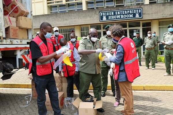 Kenya Prisons to construct quarantine centres for 129 priosns