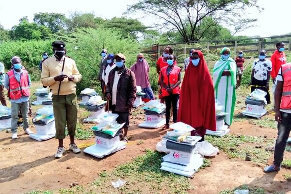 Baringo floods displace over families
