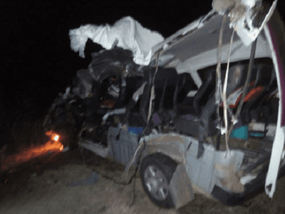 Morning Machakos accident claims 5 lives