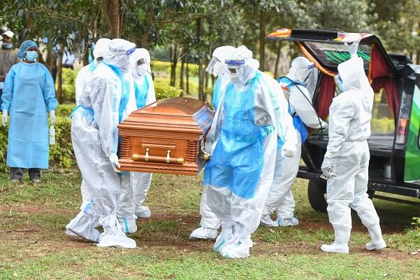Rev. Peter Kariuki laid to rest in Kiambu County