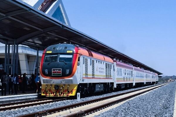 Kenya Railways cuts down ticket validy from 2 months to five days