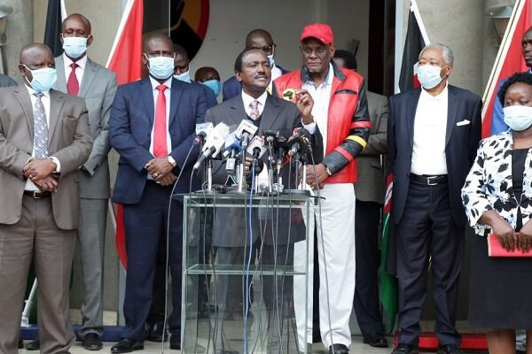 Wiper Democratic Movement has on Tuesday declared NASA coalition dysfunctional