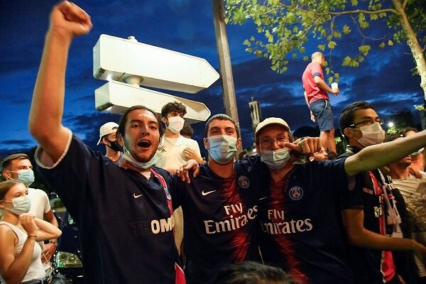 PSG t-shirts banned in Marseille ahead of Sunday's UCL final