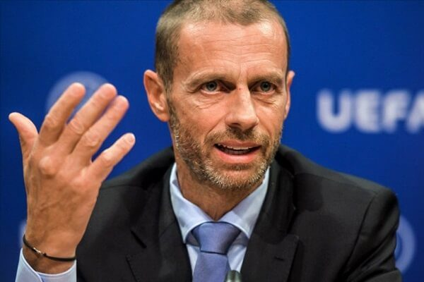 UEFA President hints future single format Champions League