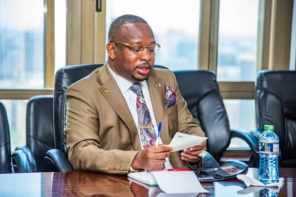 Mike Sonko directed to appear in court on Monday