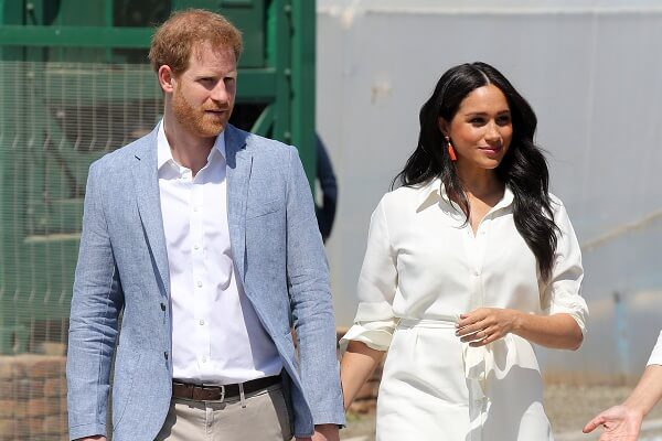 Prince Harry and Meghan sign multi year deal with Netflix