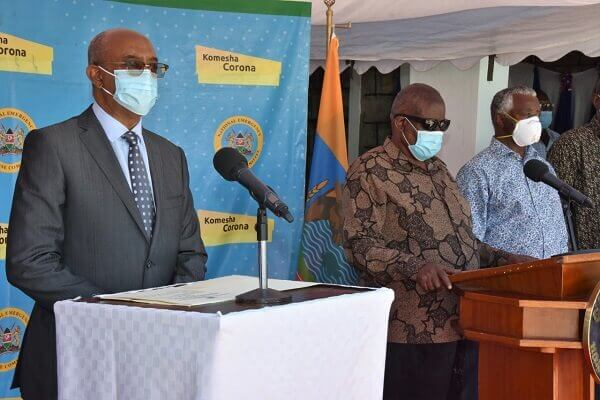 Kenya confirms 836 new cases of COVID-19 and 14 deaths