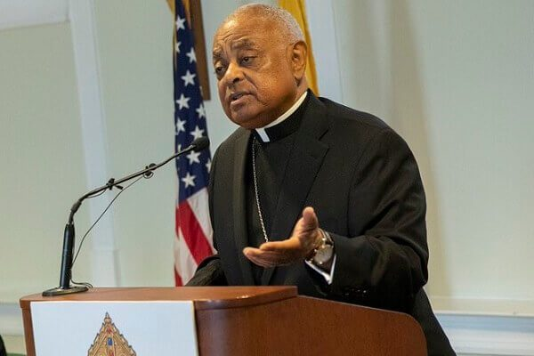 Wilton Gregory appointed first African American Cardinal