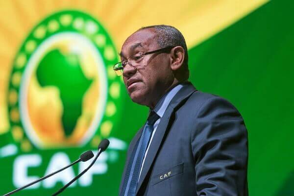 CAF President Ahmad banned for five-years by FIFA