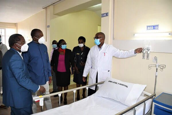 Kenya records 972 new cases of COVID-19 and 20 deaths