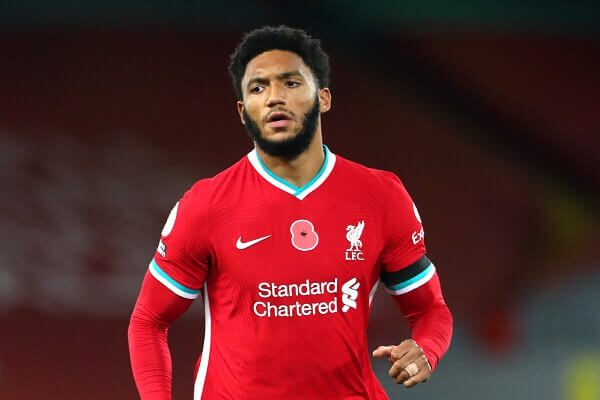 FIFA to compensate Liverpool by paying Joe Gomez wages