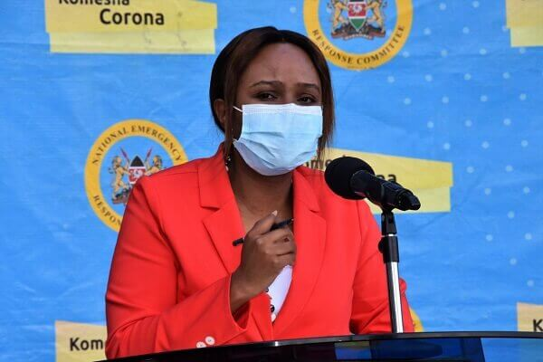 COVID-19 cases in Kenya rise by 810 to 79,322