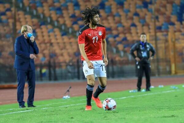 Mohamed Elneny tests positive for COVID-19