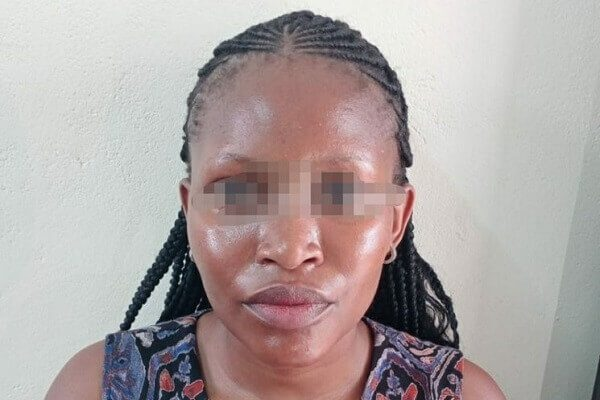 Police arrest a woman for spiking, stealing Ksh 1.7M from man