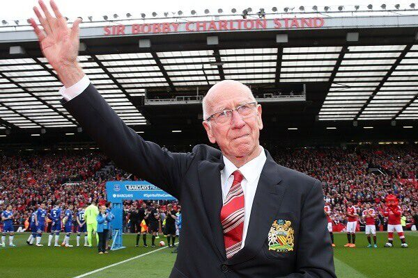 England legend Sir Bobby Charlton diagnosed with dementia