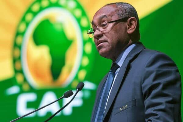Ahmad Ahmad reinstated as CAF President pending March hearing